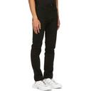 MCQ Black Slim-Fit Jeans