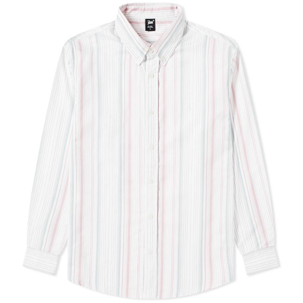Photo: Patta Casual Stripe Shirt