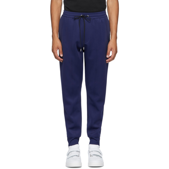 Photo: 3.1 Phillip Lim Blue Tapered Track Pants