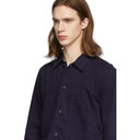 Wood Wood Navy Fabian Shirt