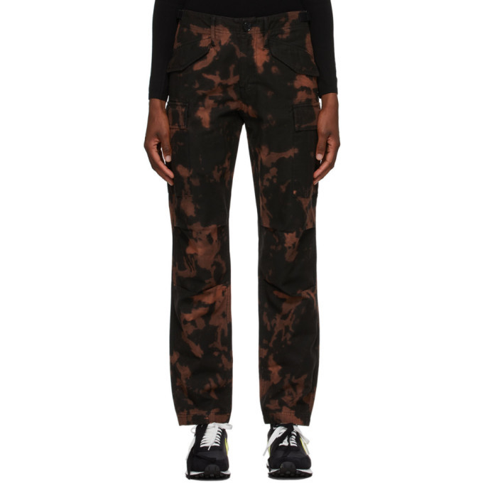 Photo: 032c Black Bleached Trousers