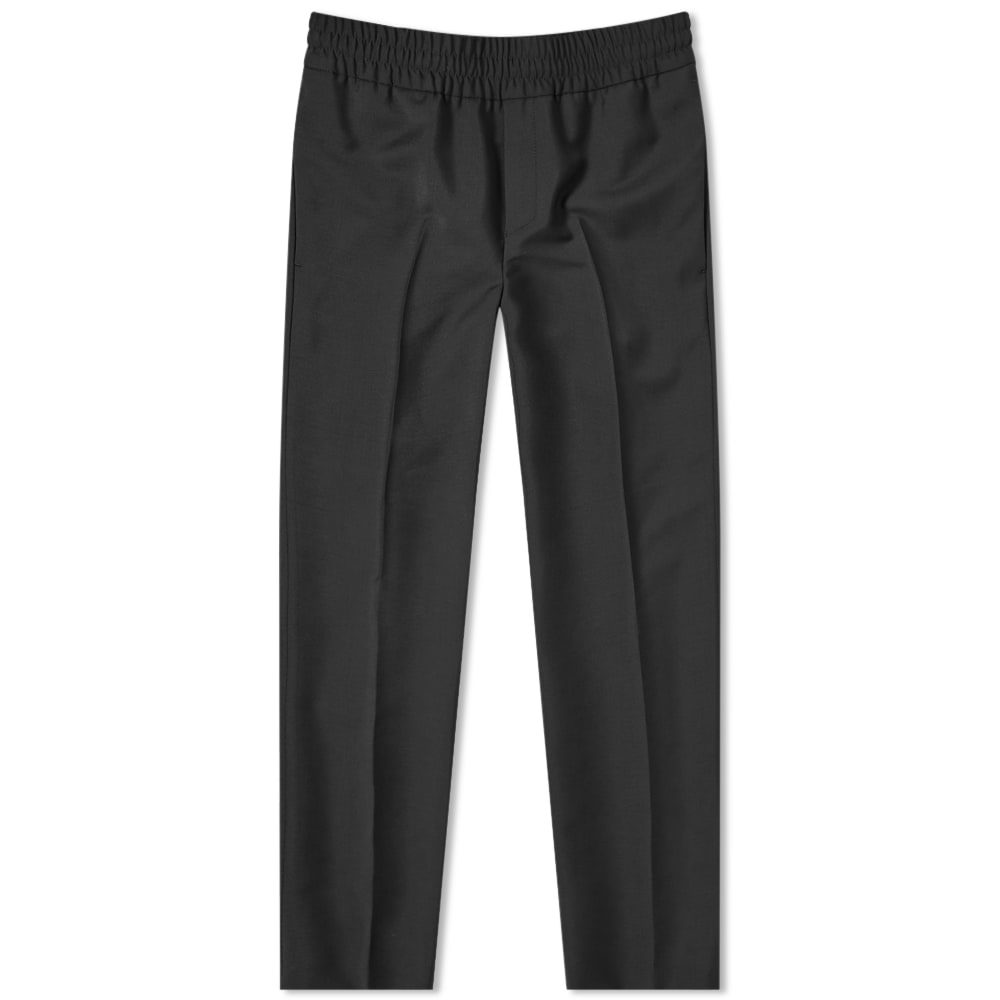 Acne Studios Ryder L Wool Mohair Pant Black