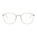Oliver Peoples Silver Jacno Glasses