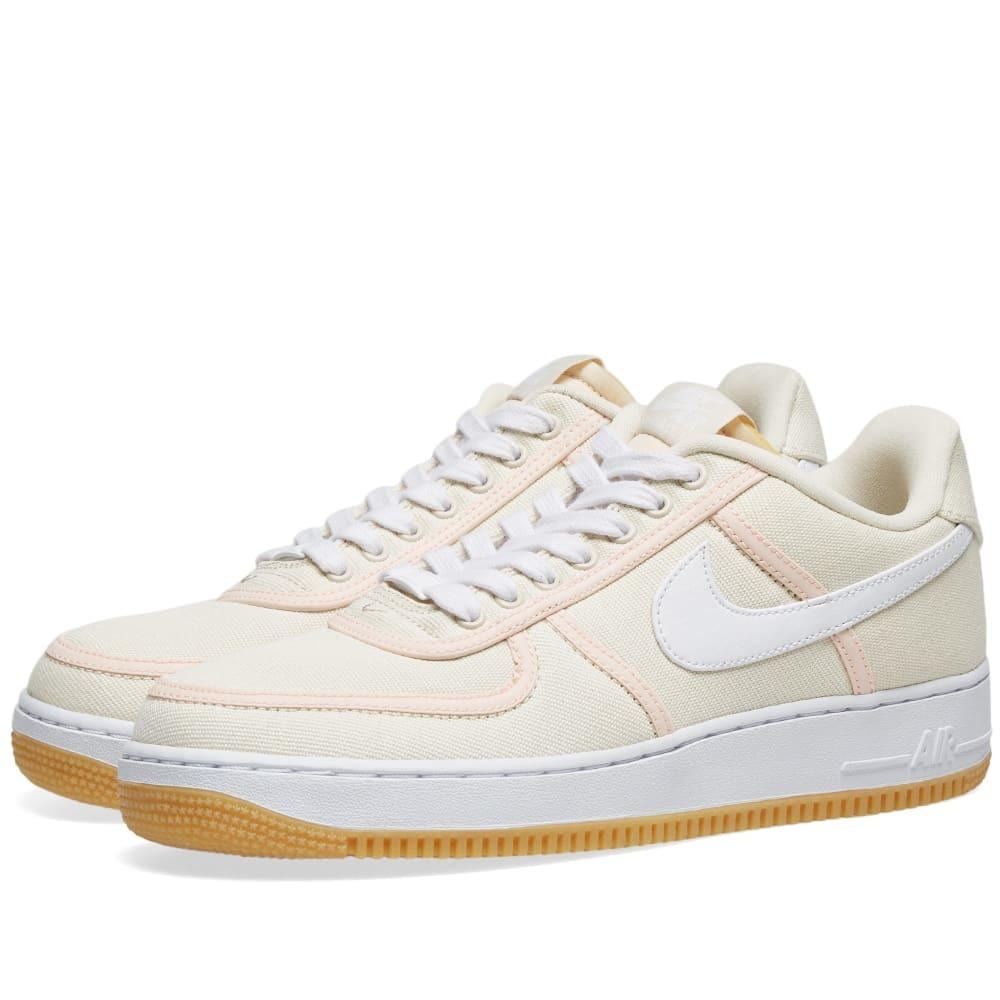Nike Air Force 1 Premium Beige Pink Nike