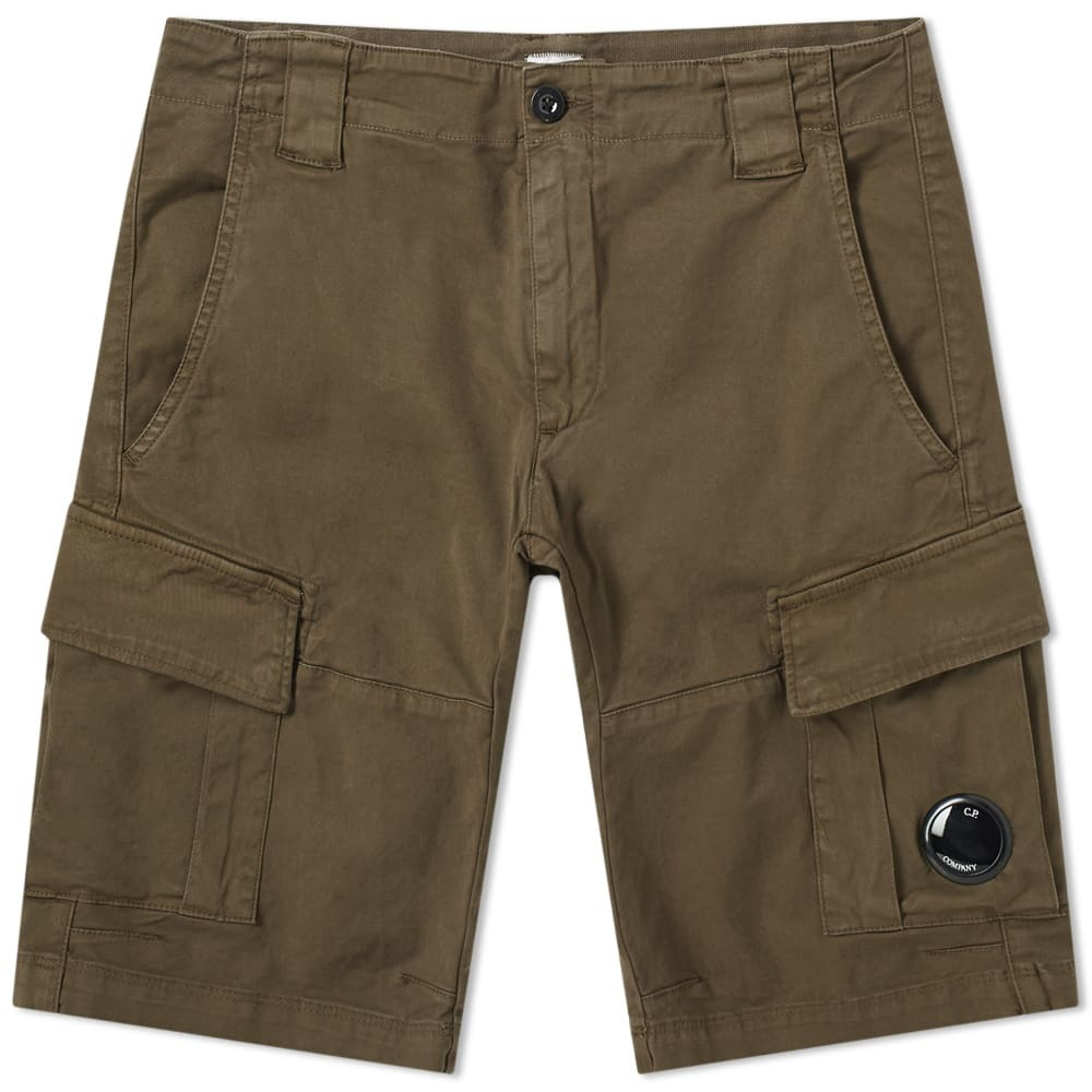 C.P. Company Lens Cargo Pocket Short