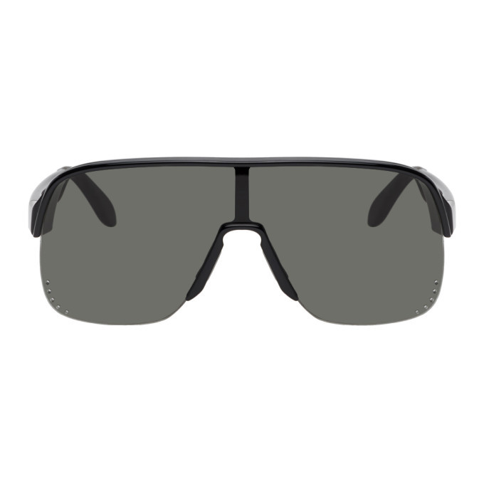 Photo: Alexander McQueen Black Mask Sunglasses