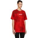 Ksubi Red Grandeur T-Shirt