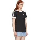 adidas Originals Black 3-Stripes T-Shirt