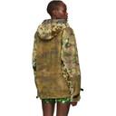 1017 Alyx 9SM Multicolor Camo Polar Fleece Hernik Hoodie