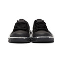 Raf Simons Black adidas Originals Edition RS Detroit Runner Sneakers