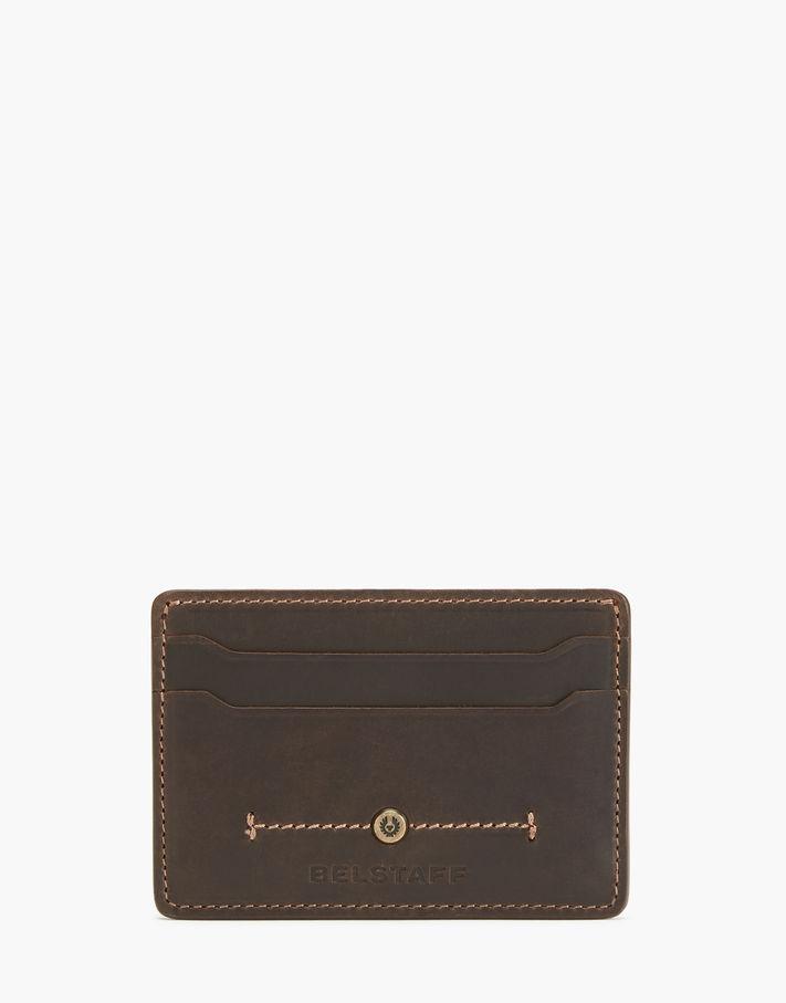 Belstaff Govan Card Holder Black