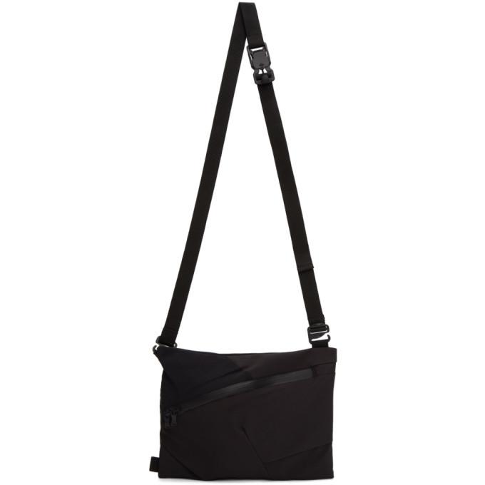 Photo: The Viridi-anne SSENSE Exclusive Black Packable Sakosh Bag