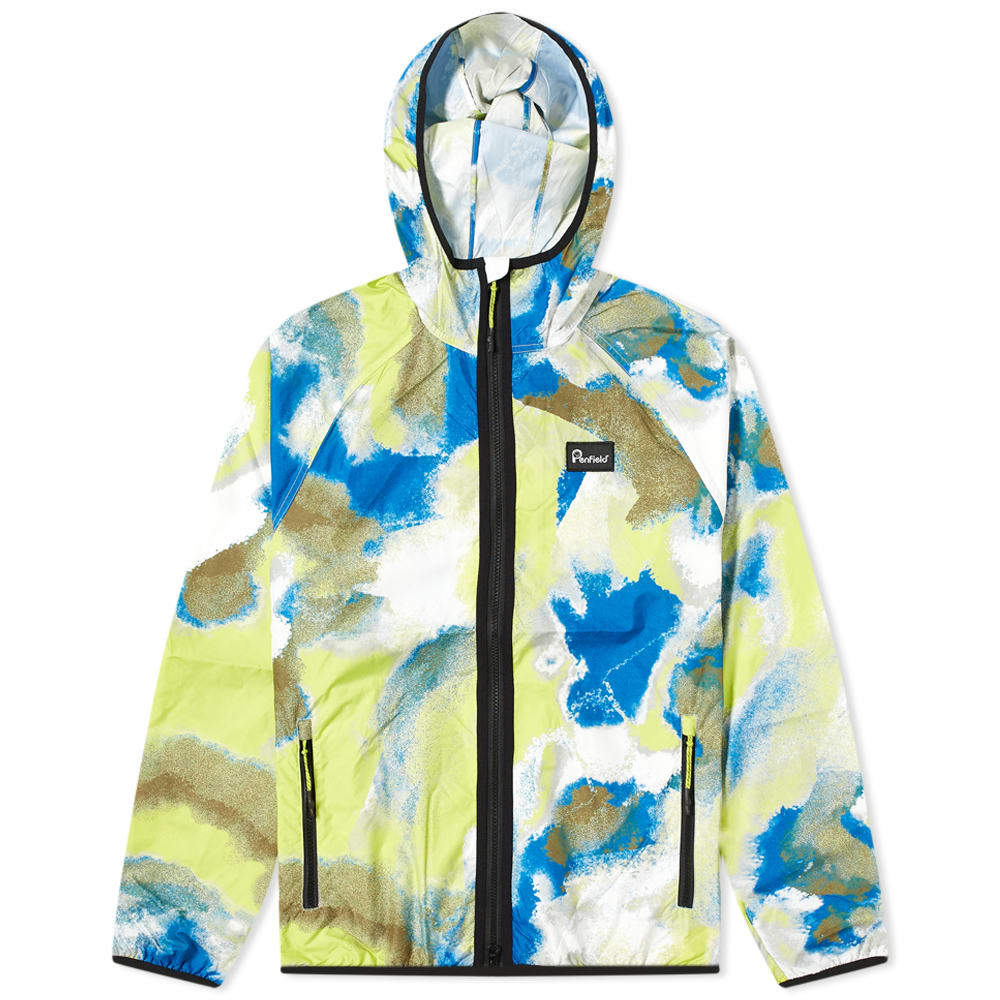 Photo: Penfield Bonfield Printed Packable Jacket
