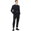 Giorgio Armani Navy Pinstripe Suit