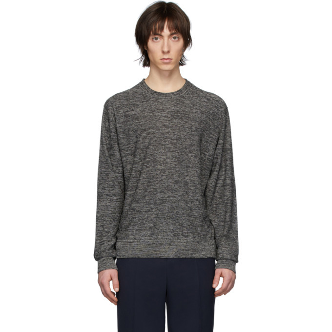 Photo: Lemaire Grey Crewneck Sweater