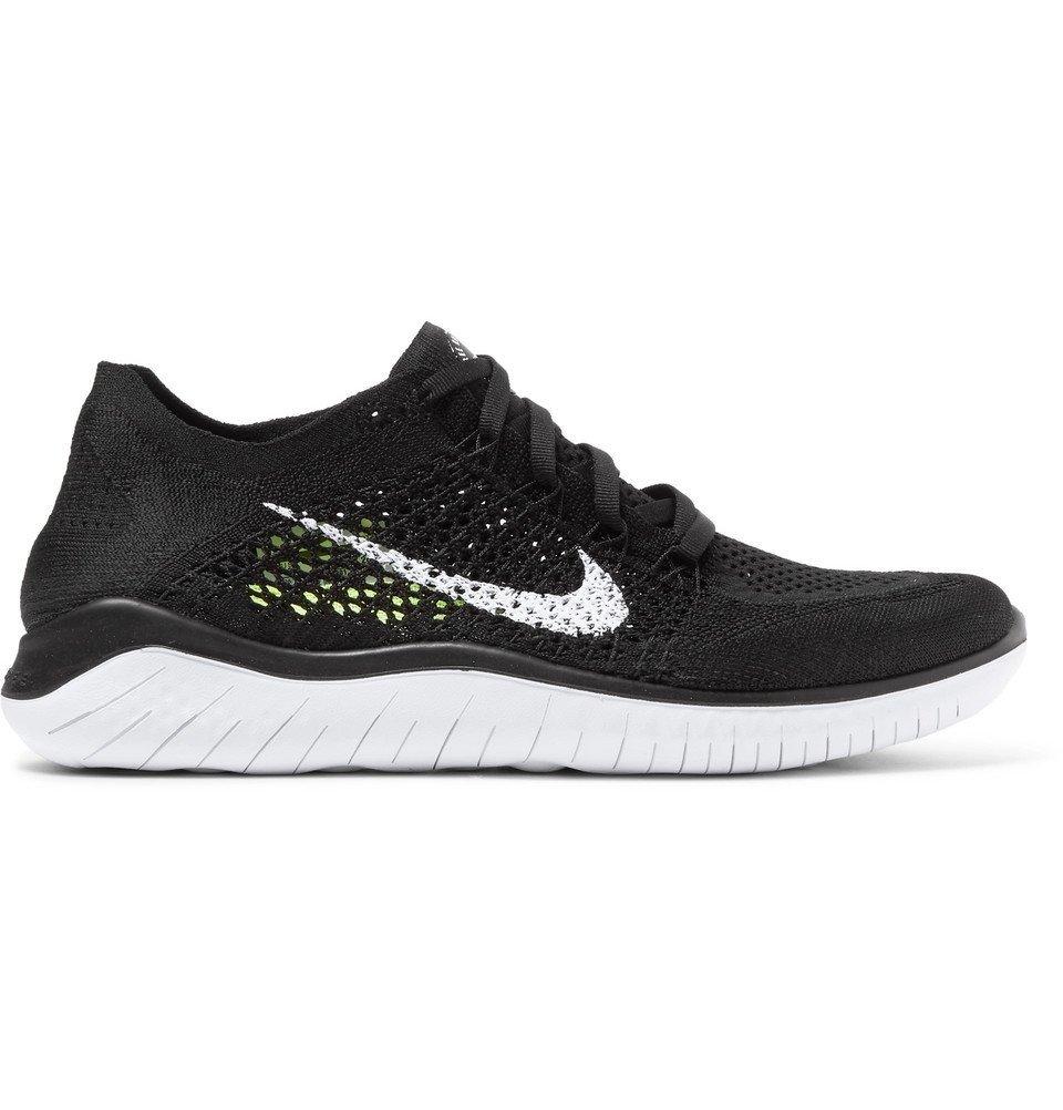 Nike Running - Free RN Mesh Sneakers - Men - Black