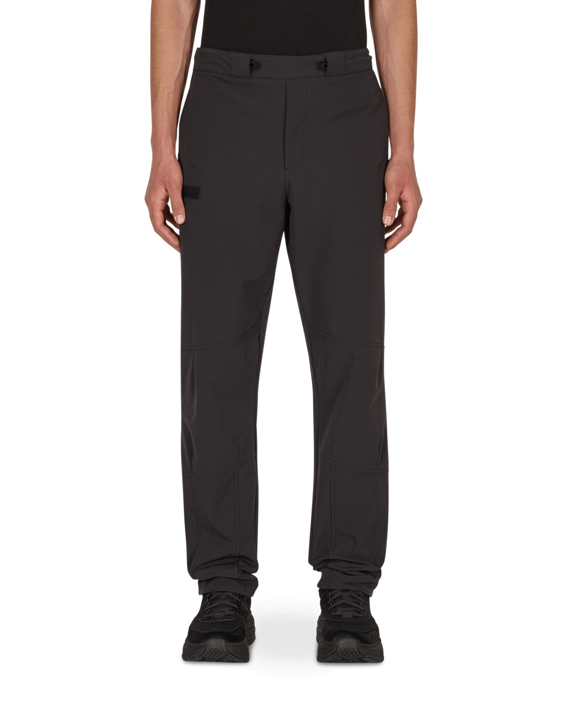A Cold Wall Technical Panneled Pants Black