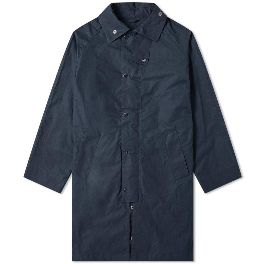 Photo: Barbour x Engineered Garments South Jacket