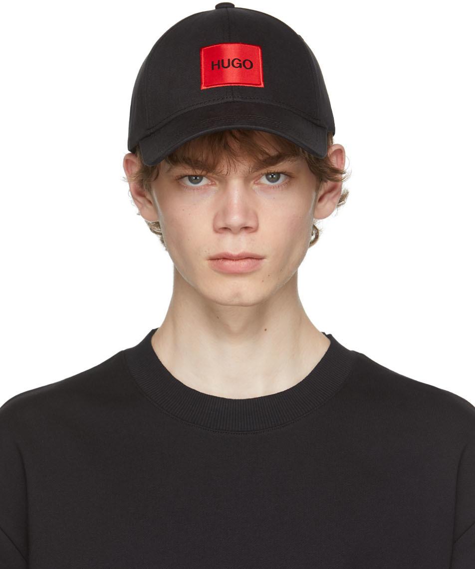 Hugo Black X 576 Cap