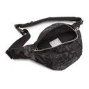 Sacai Black Dr. Woo Edition Nylon Bandana Waist Bag