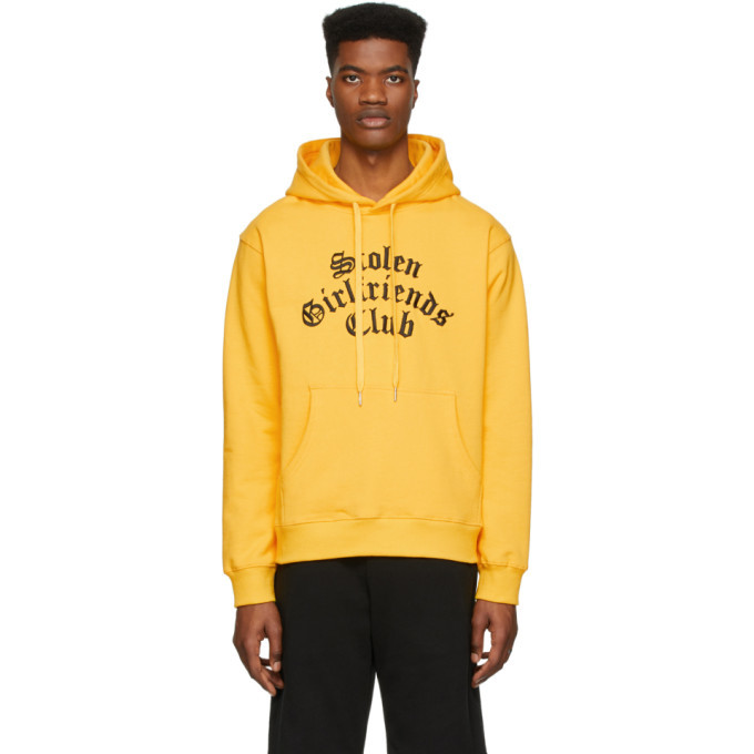 Photo: Stolen Girlfriends Club Yellow Arch Gothic Classic Hoodie
