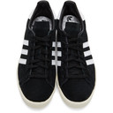 adidas Originals Black Campus 80s Sneakers