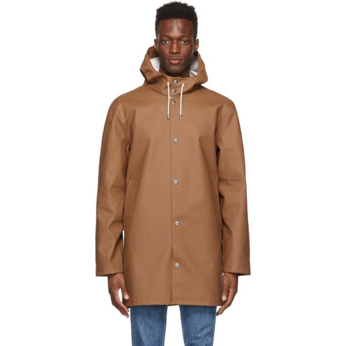 Photo: Stutterheim Brown Stockholm Raincoat