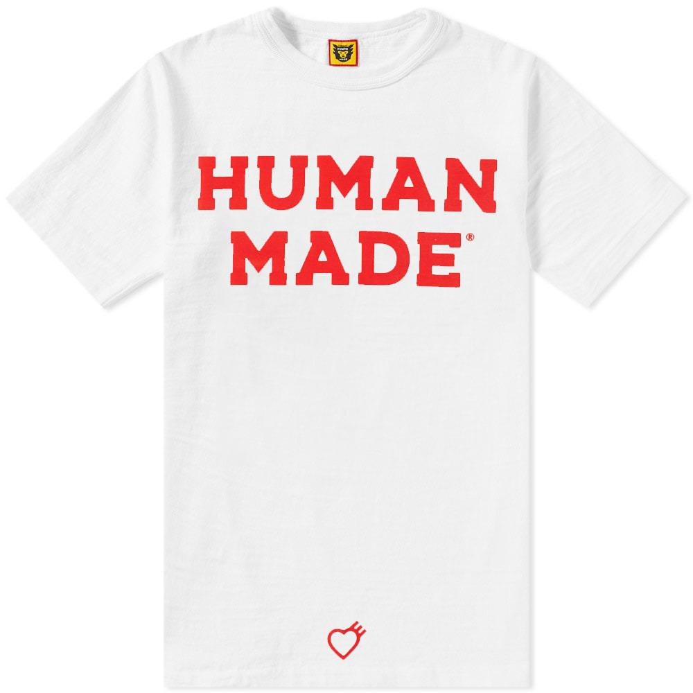 Photo: Human Made Type Logo Tee