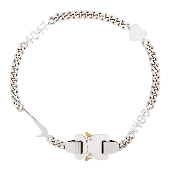 Photo: 1017 ALYX 9SM Silver Hero Chain Necklace