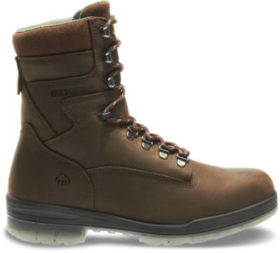 "Photo: DuraShocks® Waterproof Insulated 8"" Work Boot"