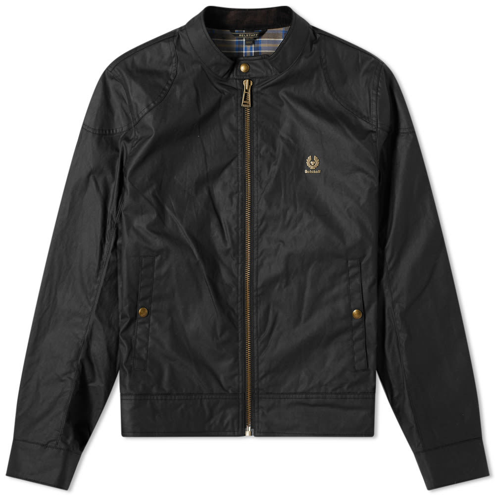 Belstaff Kelland Waxed Moto Jacket