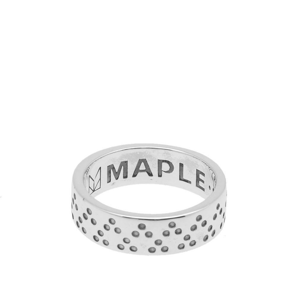 Photo: Maple Dots Ring