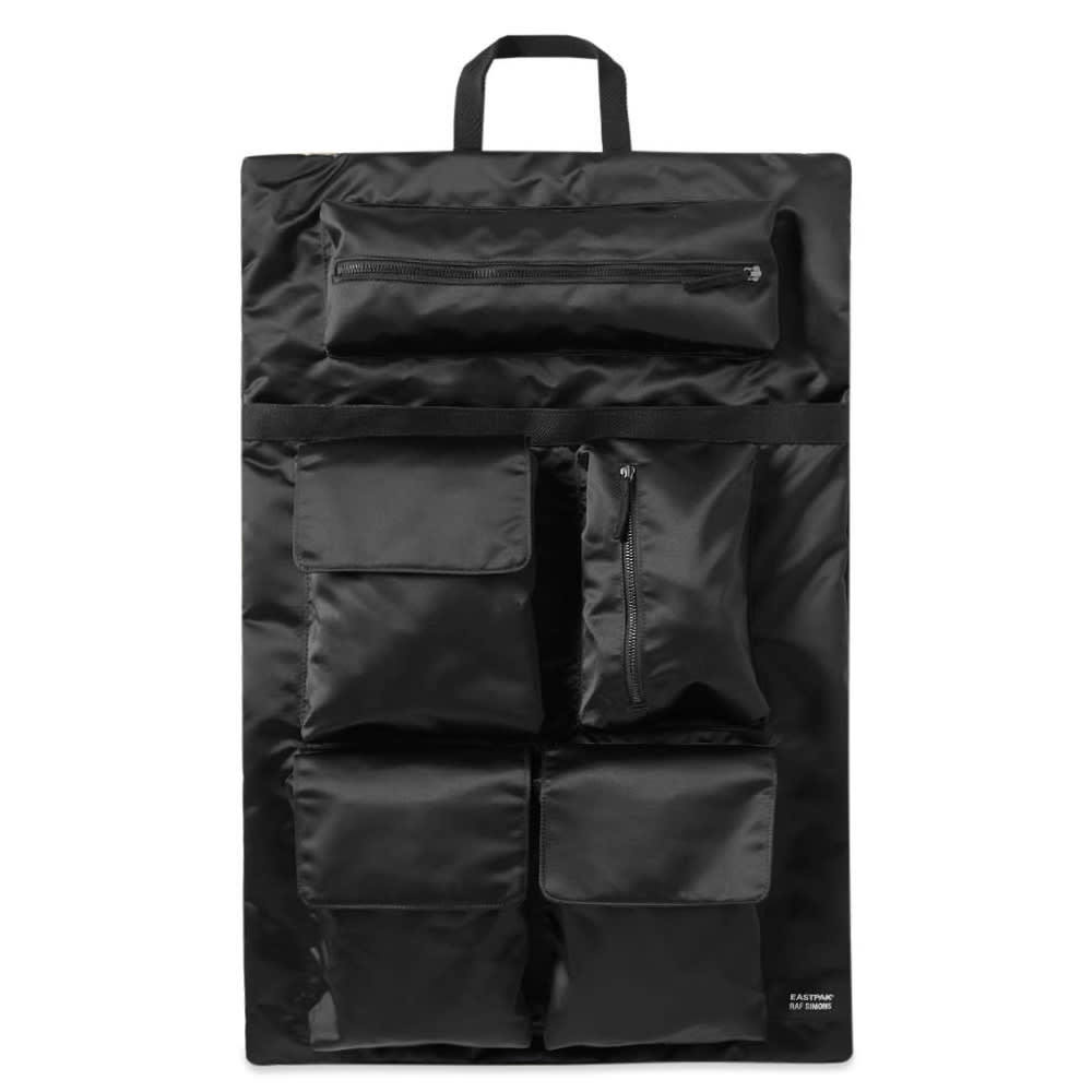 Photo: Eastpak x Raf Simons Large Boy Poster  Backpack