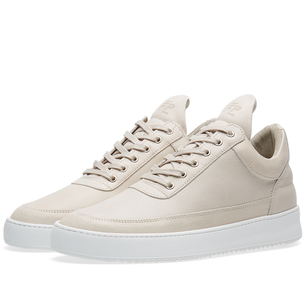 Photo: Filling Pieces Low Top Sneaker