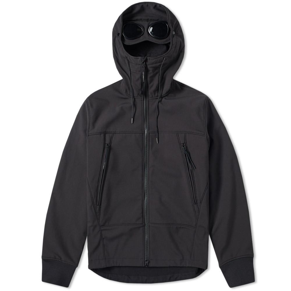 Photo: C.P. Company Softshell Goggle Jacket