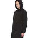 1017 ALYX 9SM Black ECONYL® Hooded Blazer Coat