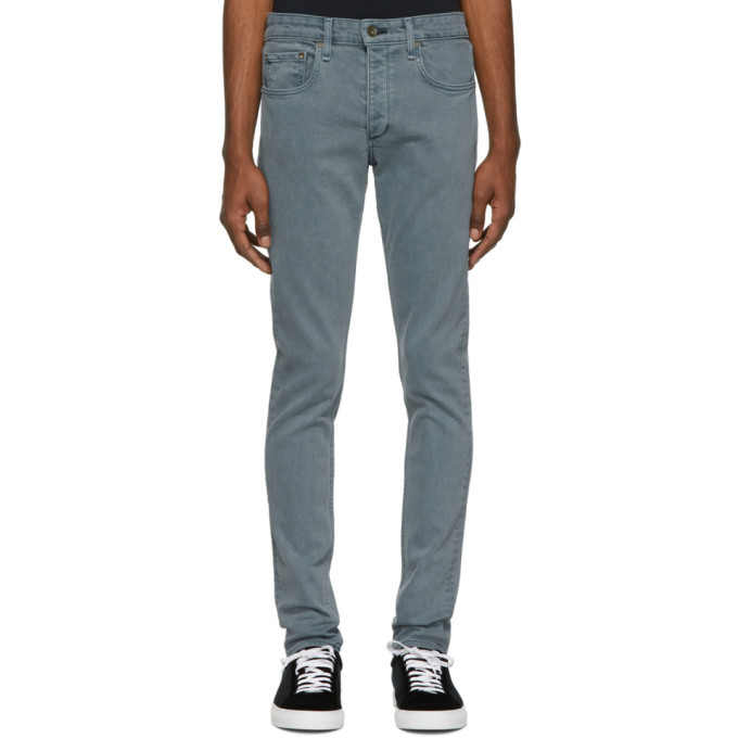 Photo: rag and bone Blue Sausalito Fit 1 Jeans