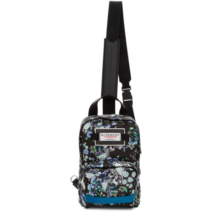 Photo: Givenchy Multicolor Floral Downtown Sling Bag