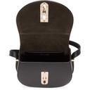 Nina Ricci Black Small Compass Bag