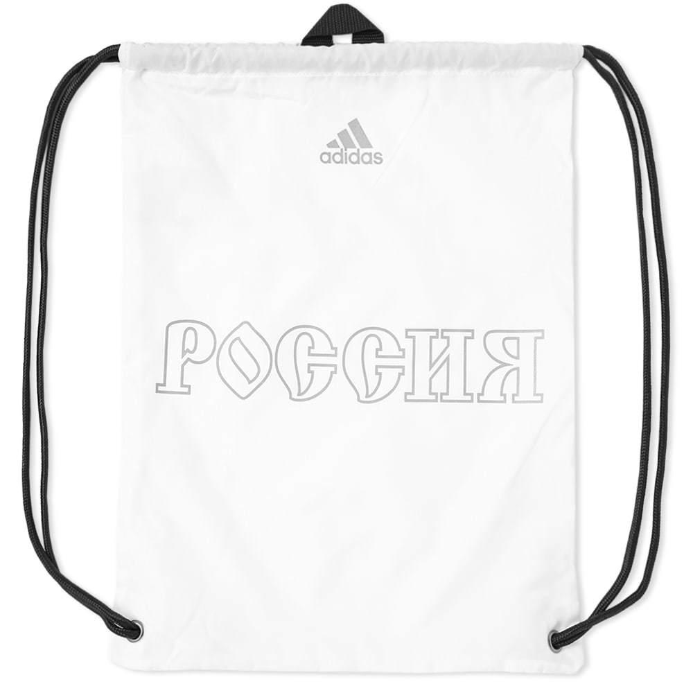 online store a5cdf 317f5 Gosha Rubchinskiy x Adidas Gymsack