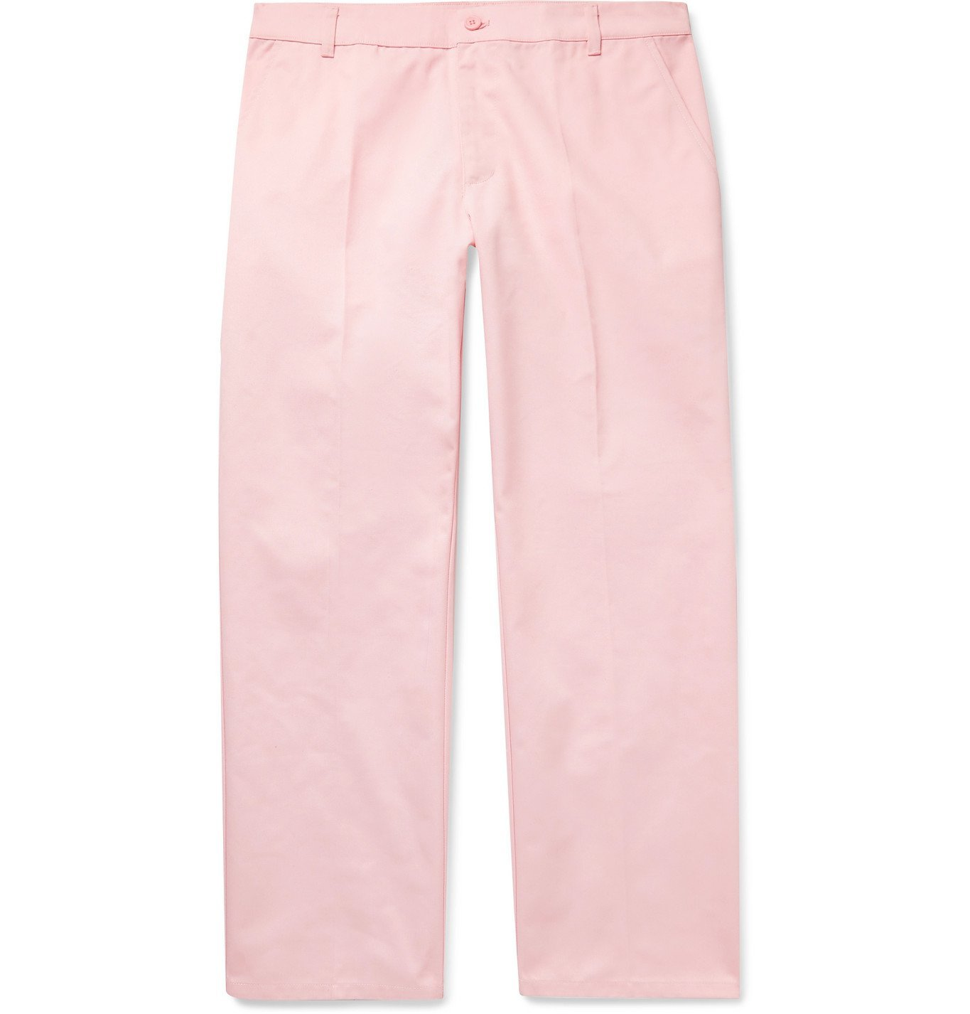 Photo: Noon Goons - Club Twill Trousers - Pink
