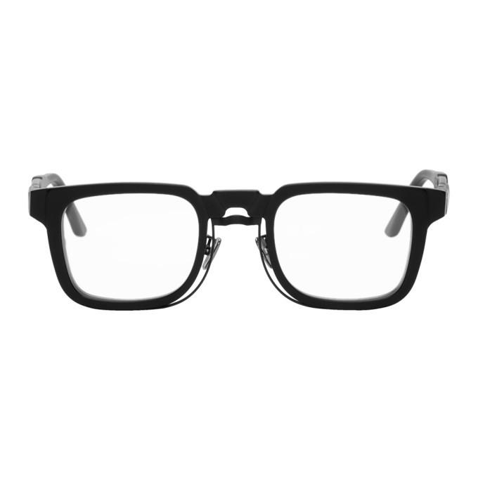 Photo: Kuboraum Black N4 BM Glasses