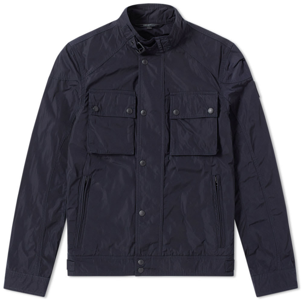 Belstaff Racemaster Nylon Jacket Blue