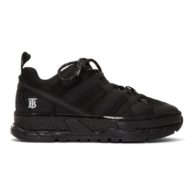 Photo: Burberry Black RS5 Sneakers