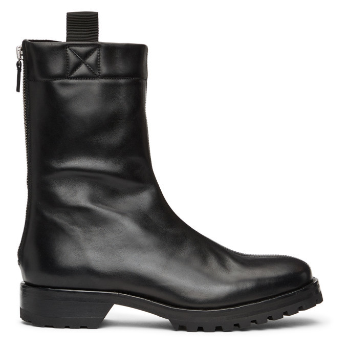 Photo: Tiger of Sweden Black Boyer Boots
