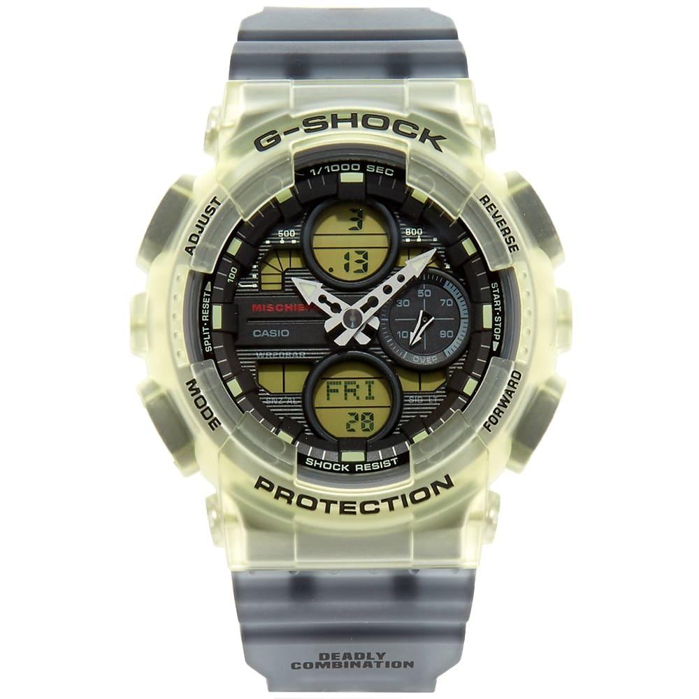 Photo: Casio G-Shock x Mischief GMA-S140 Watch