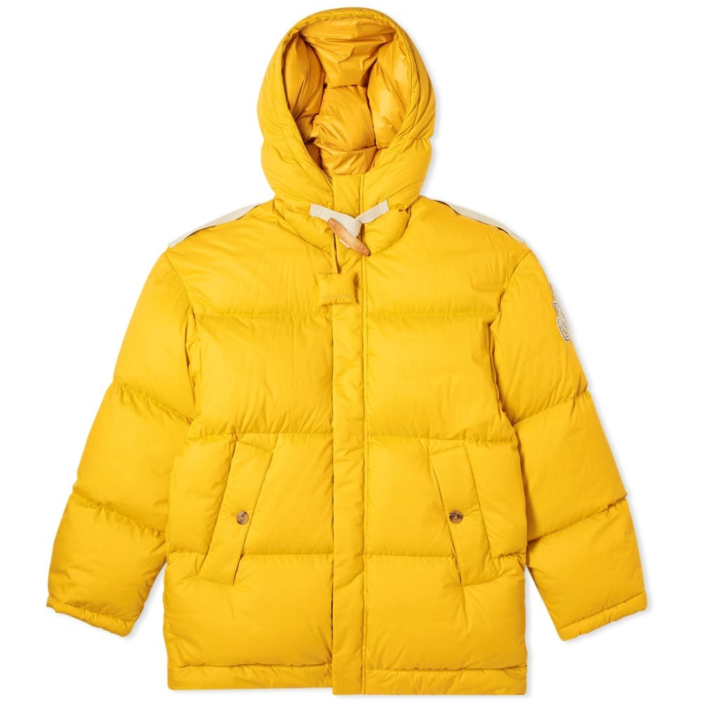 Photo: Moncler Genius - 1 JW Anderson Toggle Detail Down Jacket