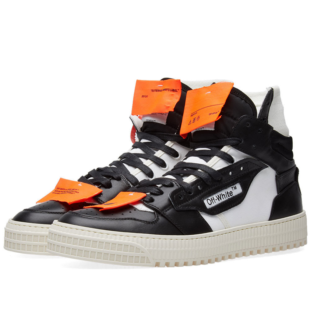 Photo: Off-White 3.0 Low Sneaker Black