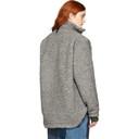 NAPA by Martine Rose Grey Wool Emin Jacket