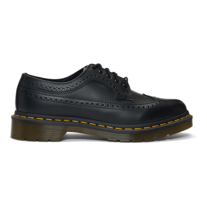 Photo: Dr. Martens Black 3989 Brogues